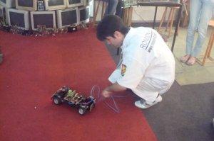 Brinquedo - Robótica Livre - CTI Martin